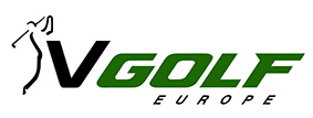 VGolf Europe – Simulateurs de Golf Logo